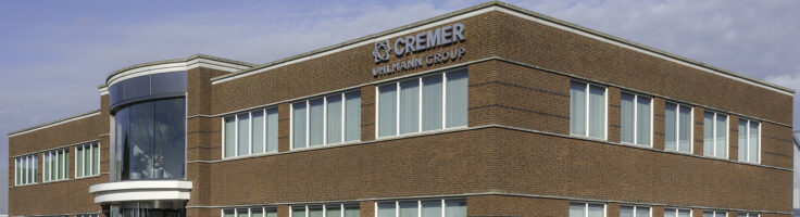Cremer head office Lisse - The Netherlands